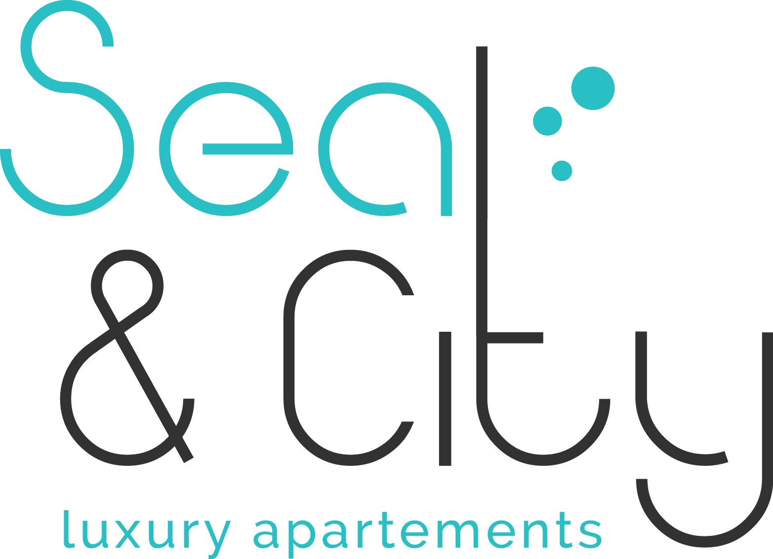 Sea and city luxury apartments